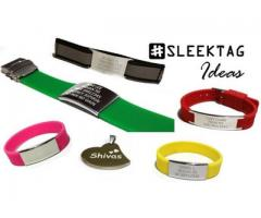 SleekTag - Wristband and Tags Singapore
