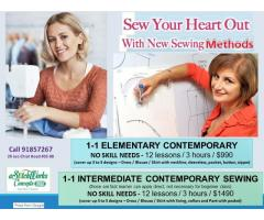 UNDERGRADUATE SEWING (S.1)