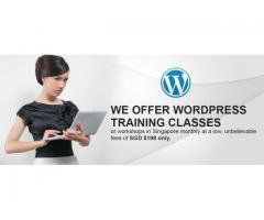 Wordpress Training Singapore