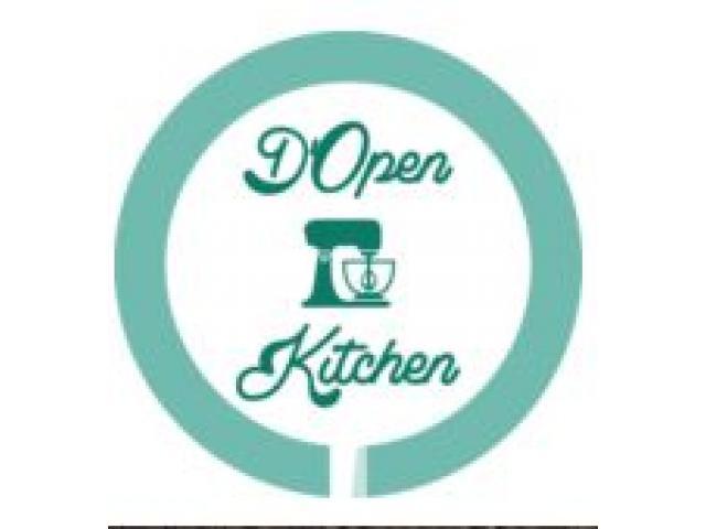 D' open kitchen