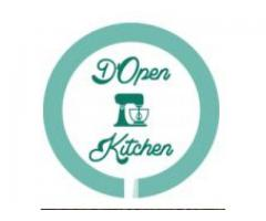 D' open kitchen
