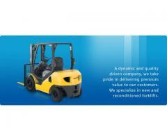 Forklift Rental - Komatsu Forklift