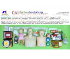 1ST Aid & Healthcare Learning Center