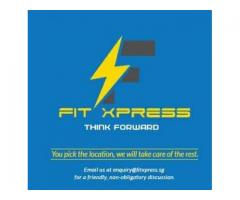 FIT XPRESS - SG COURIER, DELIVERY, LOGISTICS, TRANSPORTATION