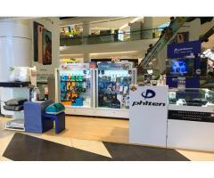 Phiten, Tampines Mall
