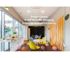 Event Space for birthdays, baby showers or class gatherings