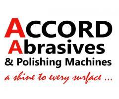 Abrasives & polishing machines