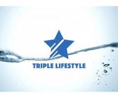 Triple Lifestyle - alkaline water Singapore