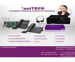 *astTECS - A complete Telephony Solution Provider