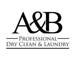 A&B Professional Dry Clean & Laundry