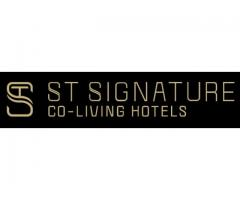 ST Signature - Co-Living Hotel